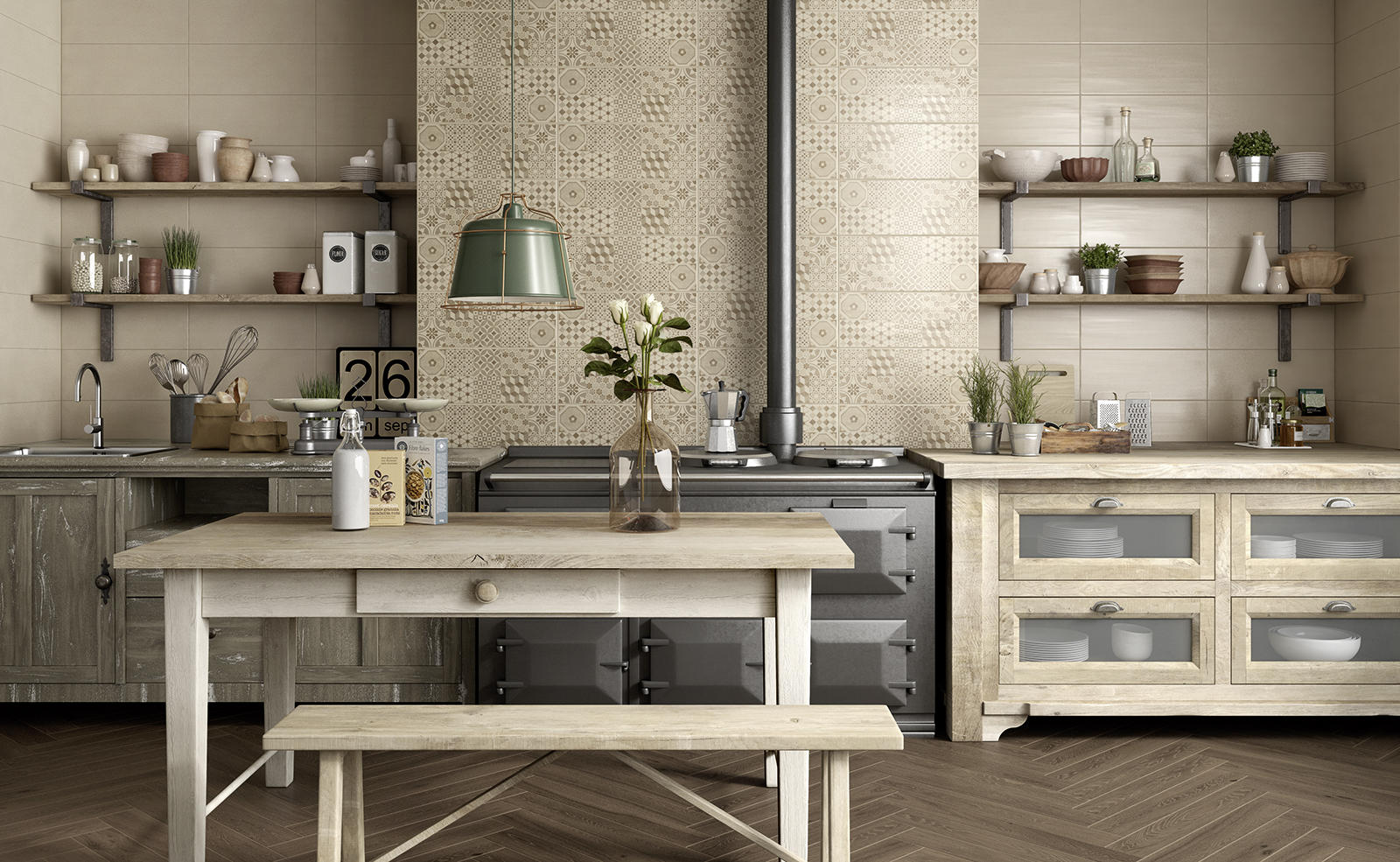 Paint rivestimento bagno e cucina marazzi - Rivestimenti cucina marazzi ...