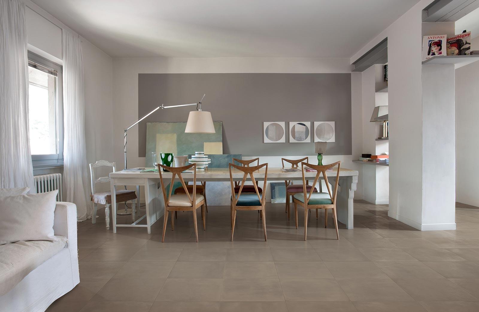 Gres porcellanato effetto cotto e cemento marazzi - Piastrelle marazzi catalogo ...
