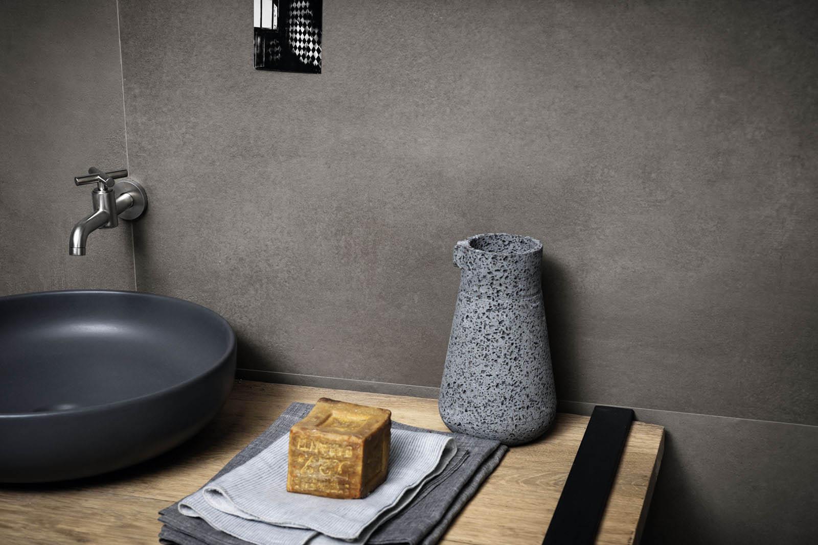 Mattonelle per bagno ceramica e gres porcellanato marazzi - Sigillare fughe piastrelle doccia ...