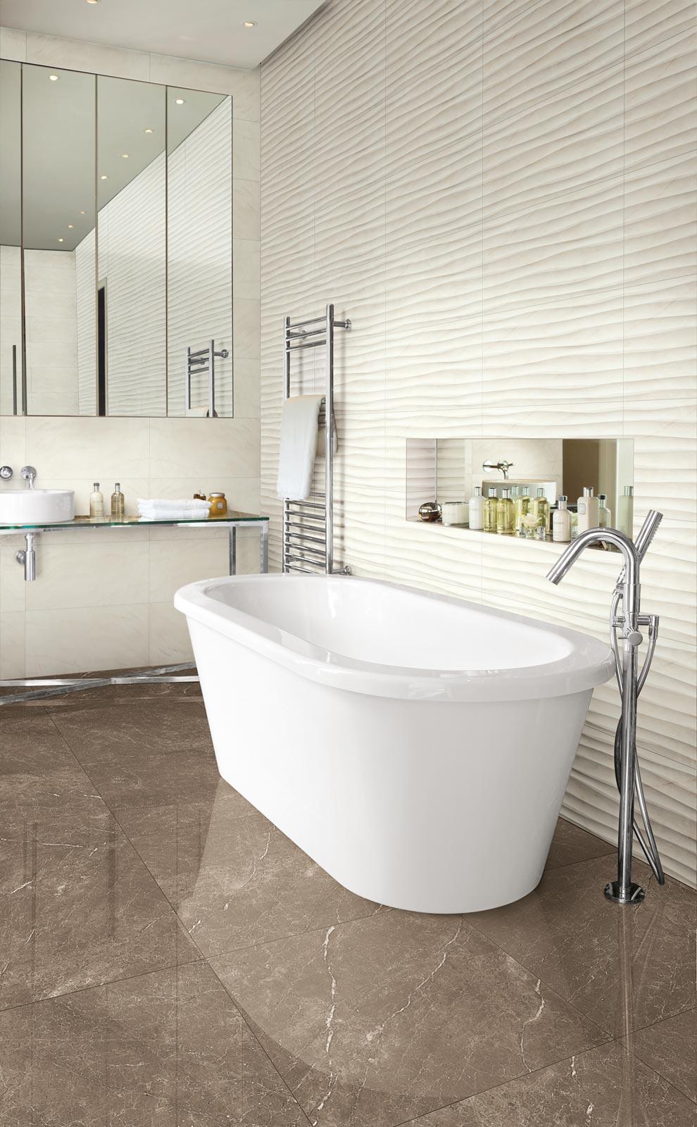 Preview gres effetto marmo e pietra marazzi - Stock rivestimenti bagno ...