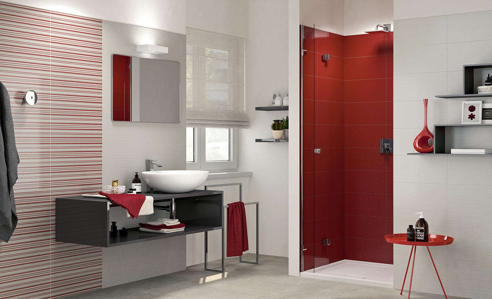 Shine rivestimento colorato marazzi - Piastrelle colorate per bagno ...