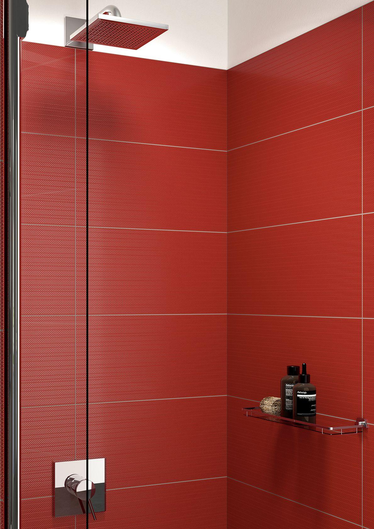 Piastrelle Rosso: guarda le collezioni | Marazzi