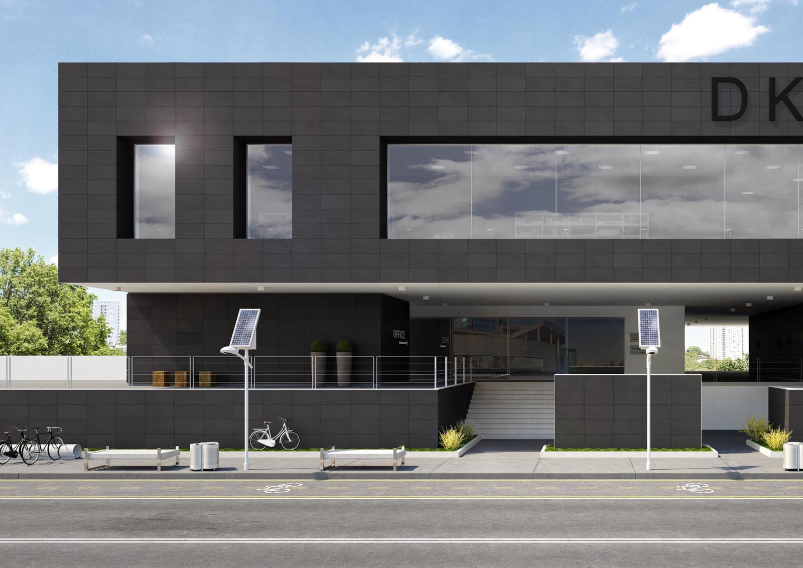 Gres porcellanato tecnico a tutta massa marazzi for Carrelage pour facade exterieure