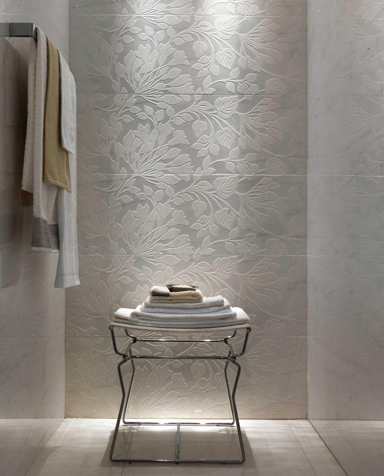 Stonevision rivestimento lucido marazzi - Ceramiche per bagno marazzi ...