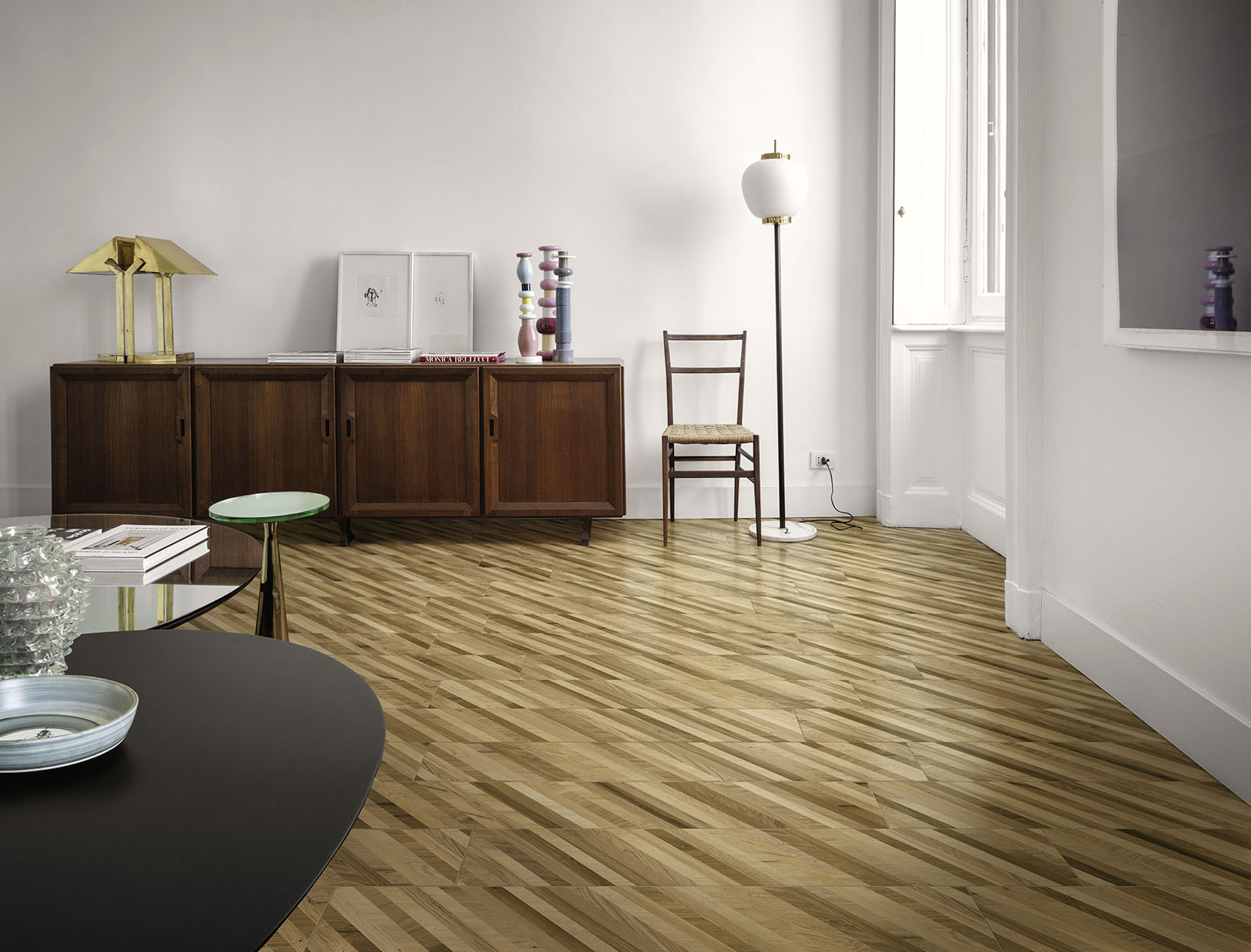 Gres porcellanato effetto legno e parquet marazzi - Gres porcellanato effetto legno in bagno ...