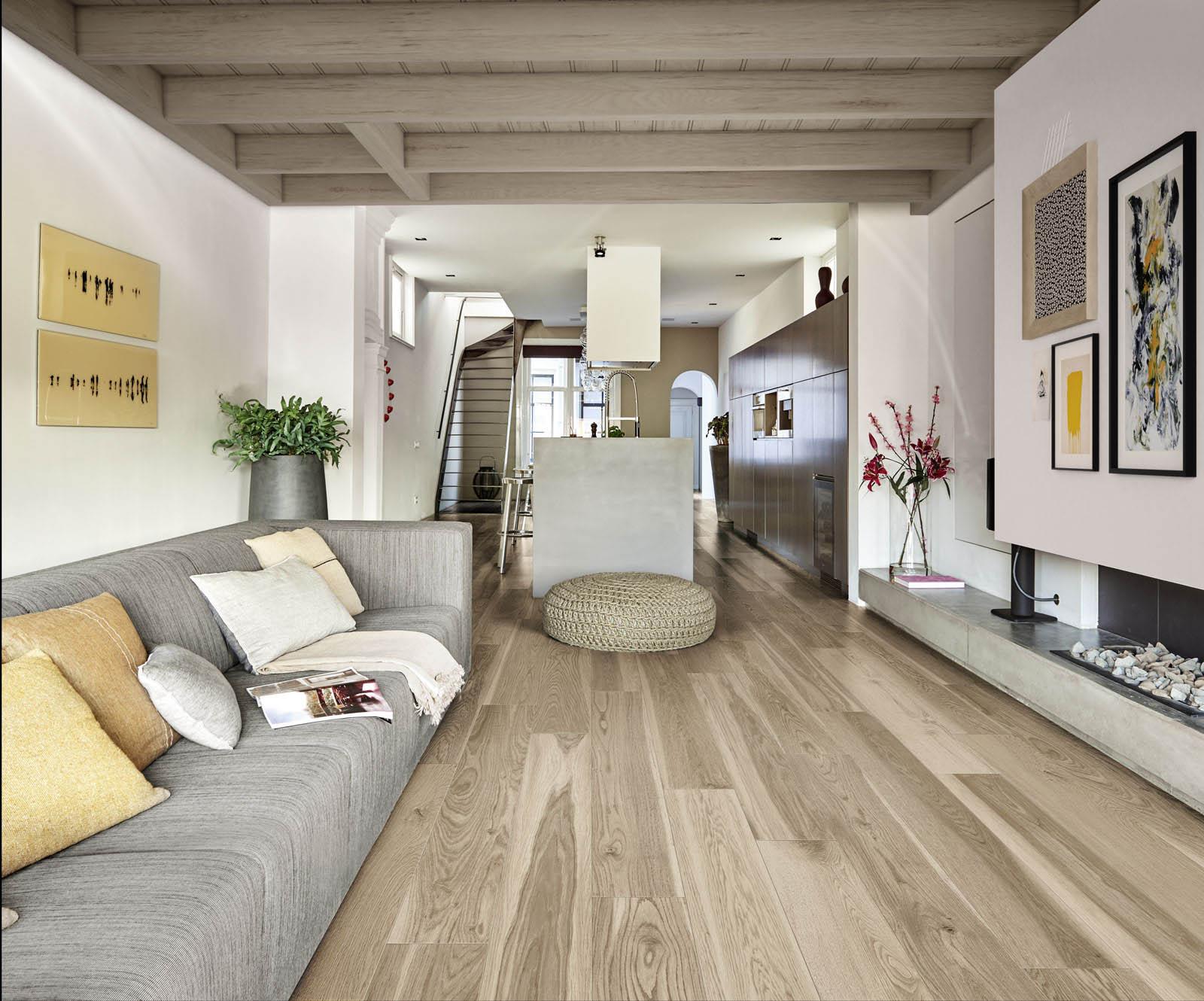 Treverkmore gres effetto legno interno e esterno marazzi - Piastrelle gres effetto legno ...