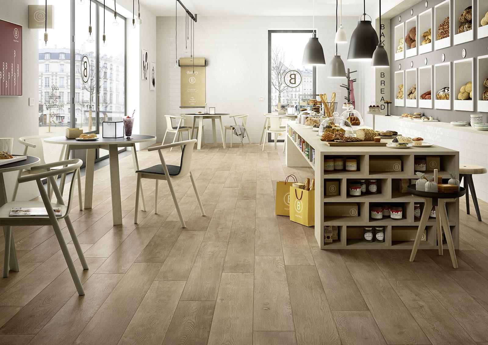 Gres porcellanato effetto legno e parquet marazzi for Carrelage italien marazzi