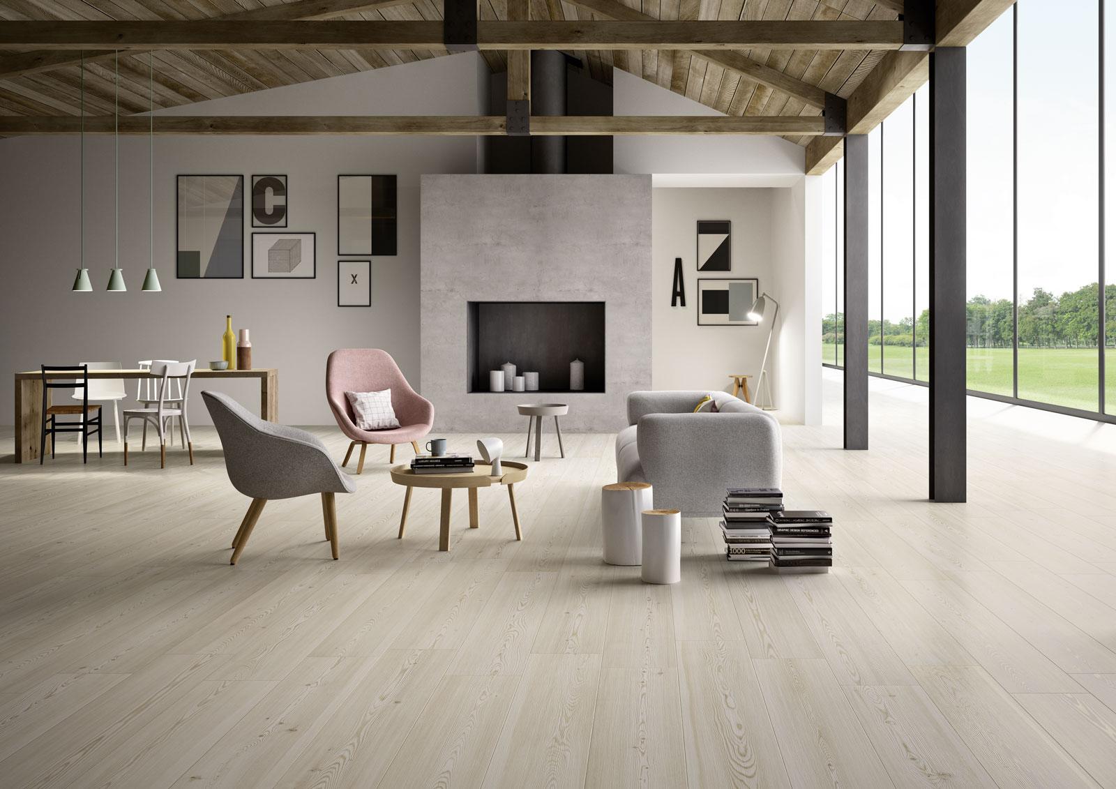 Treverktrend effetto legno rovere marazzi - Marazzi piastrelle prezzi ...