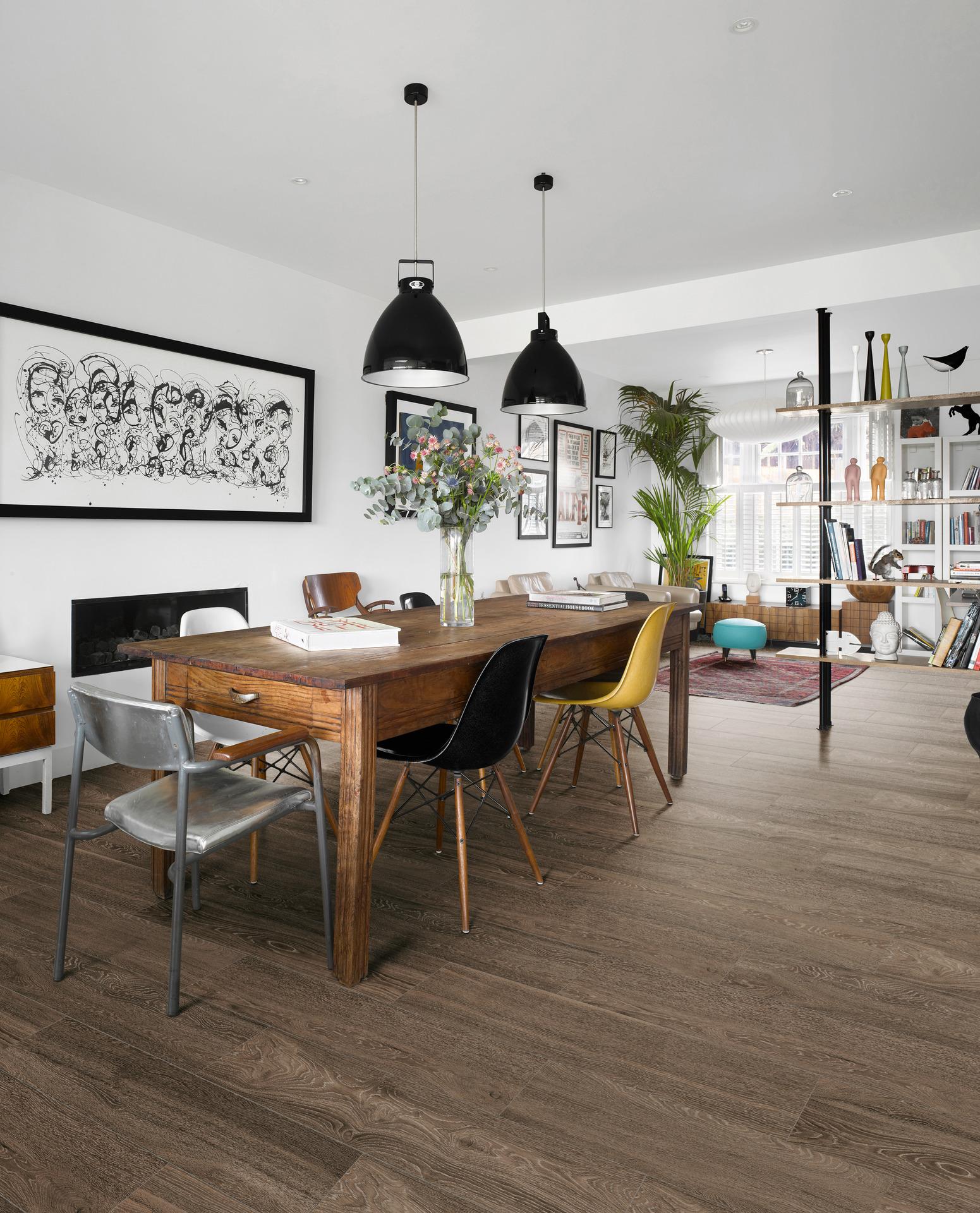 Treverkview gres effetto legno marazzi for Pavimenti salotto