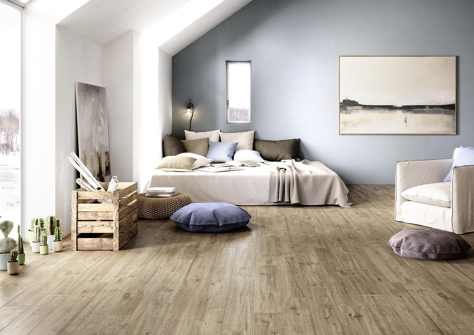 Treverkway - Pavimento in gres effetto legno  Marazzi