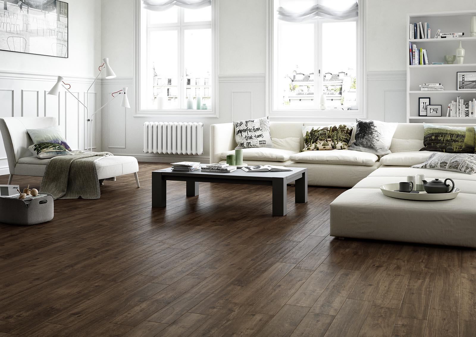 treverkway - pavimento in gres effetto legno | marazzi - Bagno Con Gres Effetto Legno