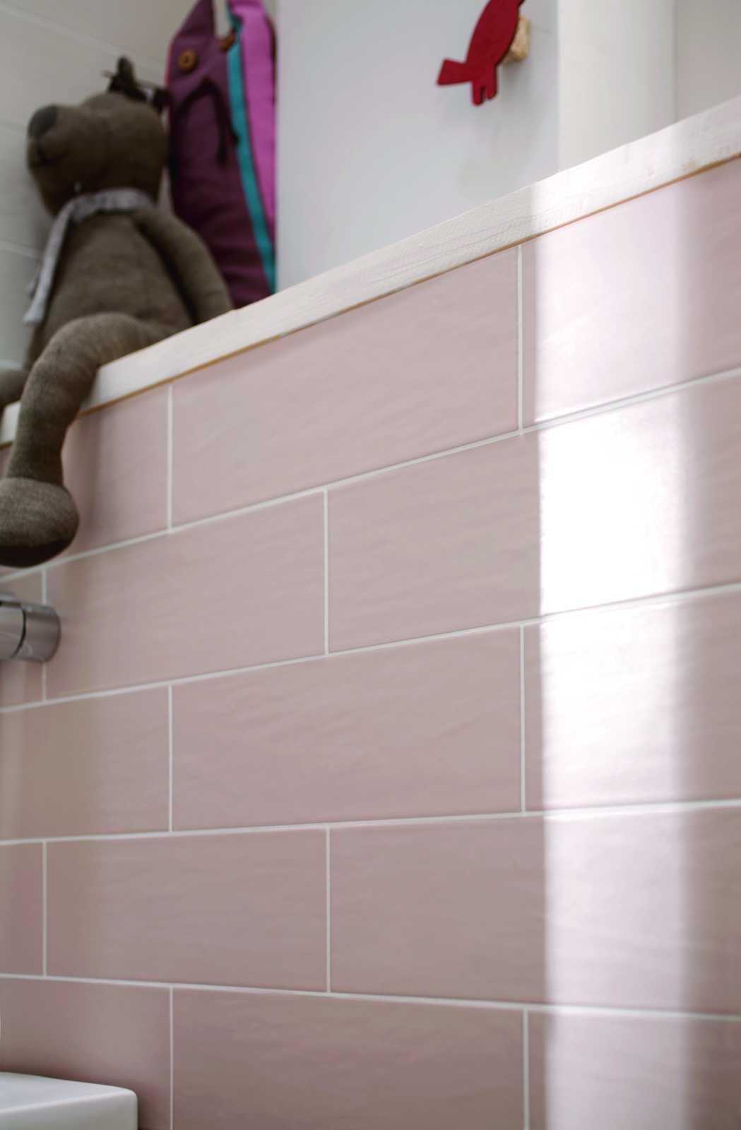 Piastrelle rosa guarda le collezioni marazzi - Piastrelle marazzi cucina ...