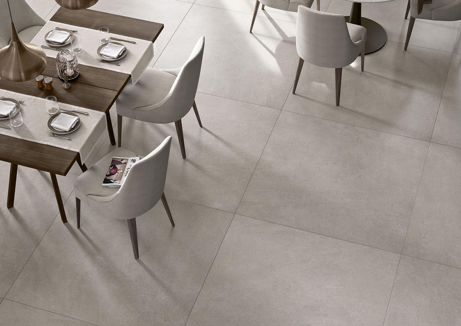 Pavimenti e rivestimenti di grandi formati marazzi for Carrelage grand format 120x120