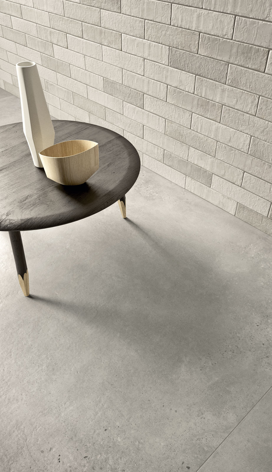 gres porcellanato effetto cotto e cemento marazzi. Black Bedroom Furniture Sets. Home Design Ideas