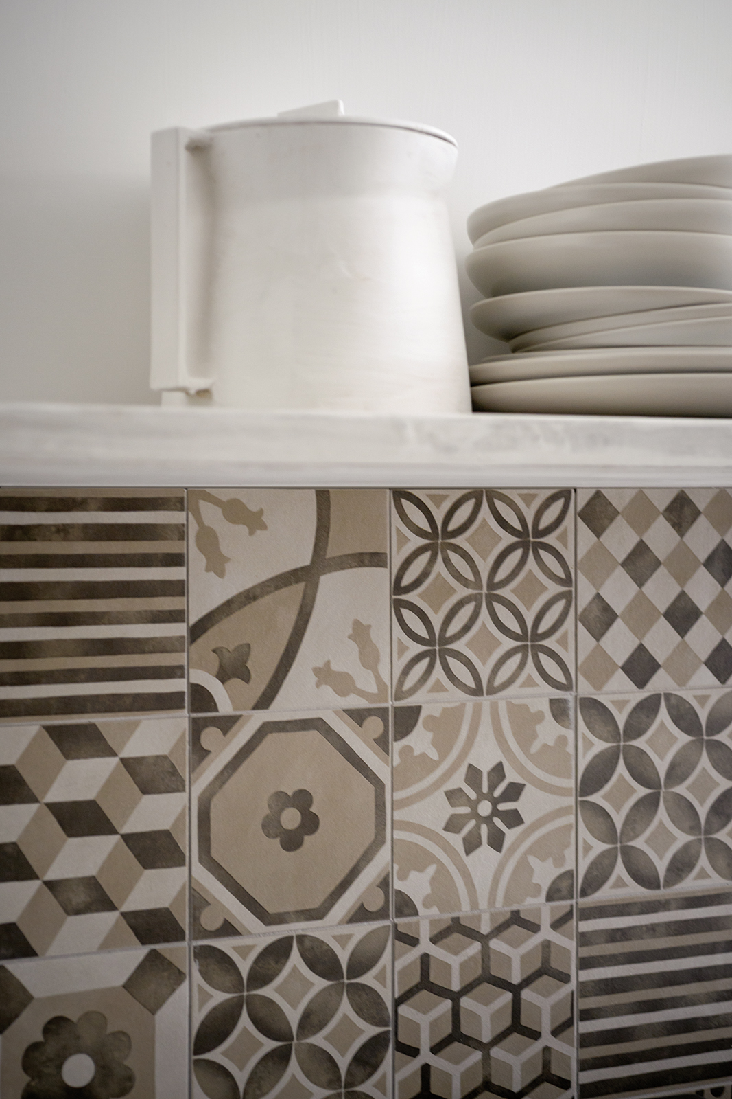 Block gres porcellanato e cementine marazzi - Marazzi mattonelle bagno ...