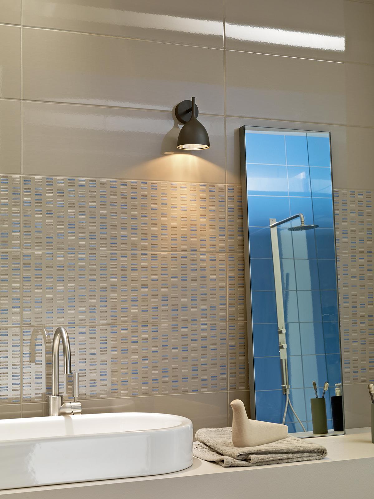 Piastrelle per rivestimenti cucina bagno doccia marazzi - Ceramiche per bagno marazzi ...