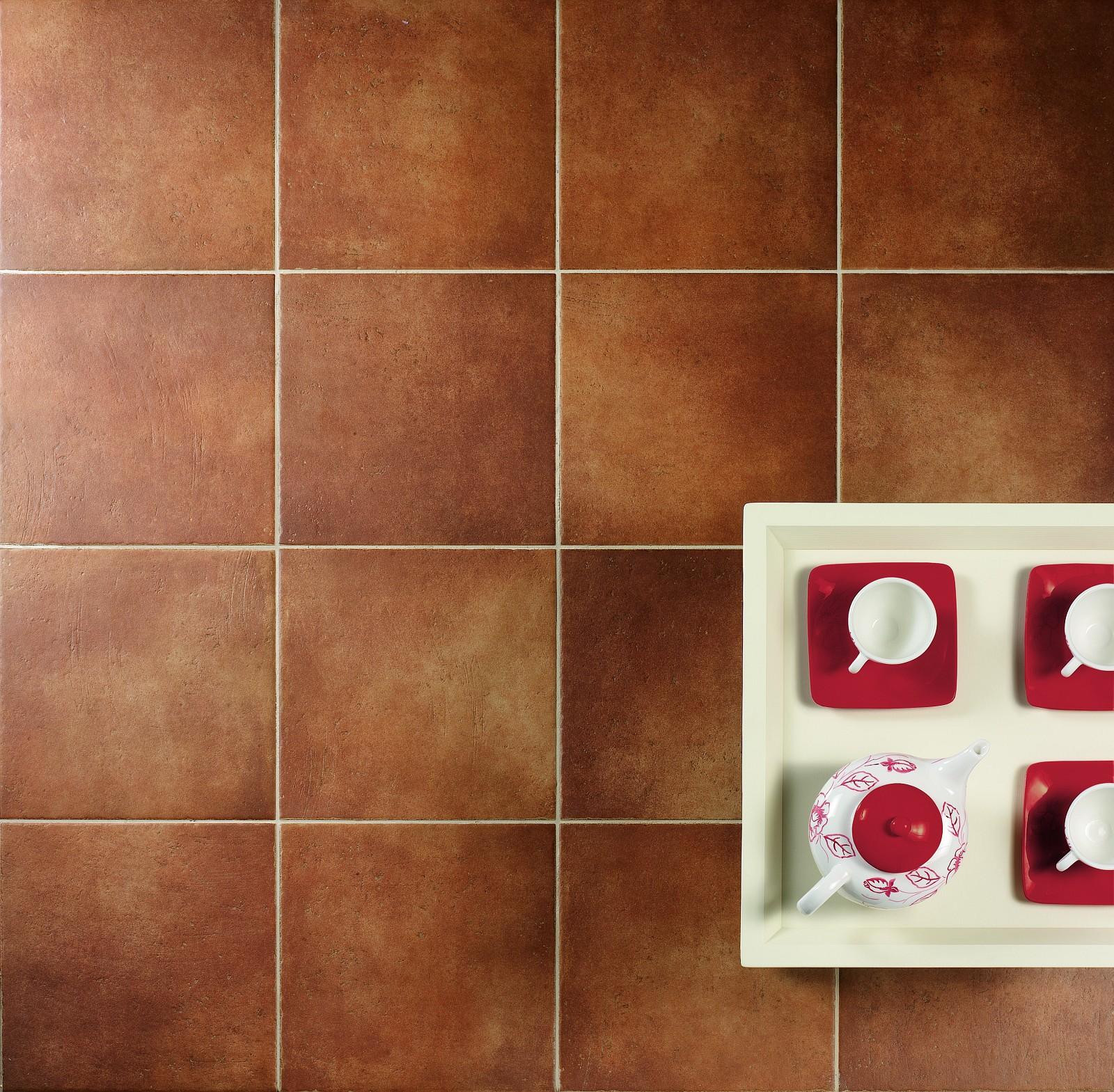 Cotto antico pavimentazioni interne ed esterne marazzi for Piastrelle 8x8