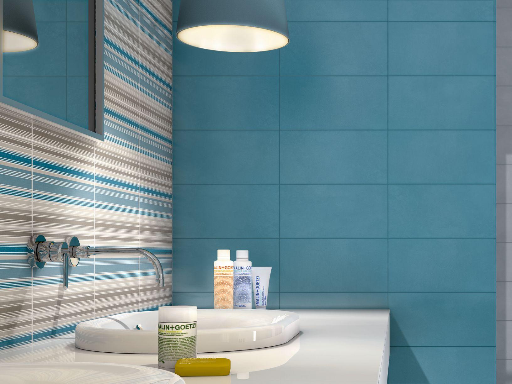Covent garden rivestimento bagno e cucina marazzi - Piastrelle per il bagno moderne ...