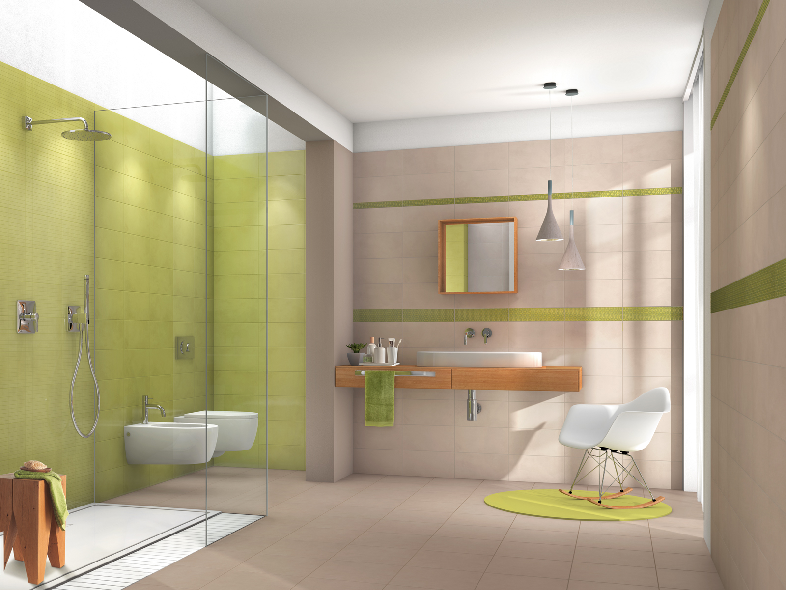 Covent Garden - piastrelle per rivestimenti bagni e cucine