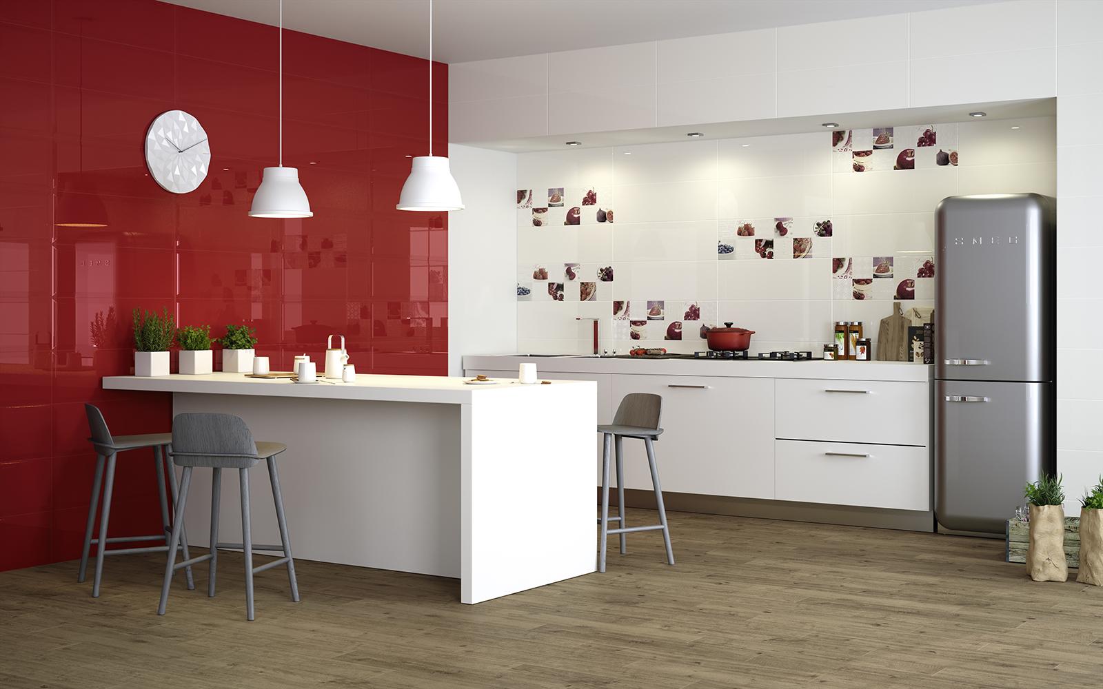 Diamond piastrelle in ceramica per cucina marazzi - Rivestimento piastrelle cucina ...