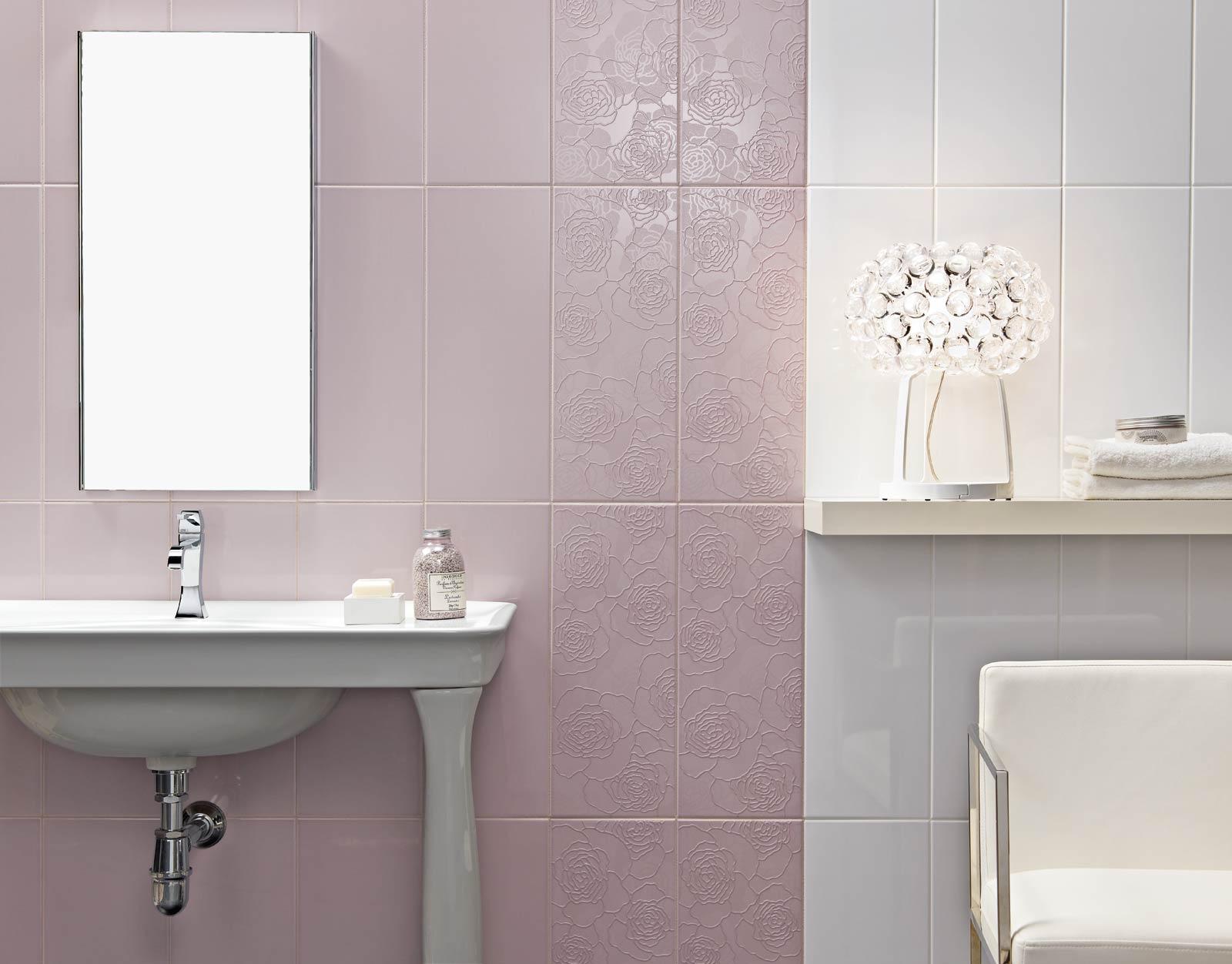 Viola marazzi - Composizione piastrelle bagno ...