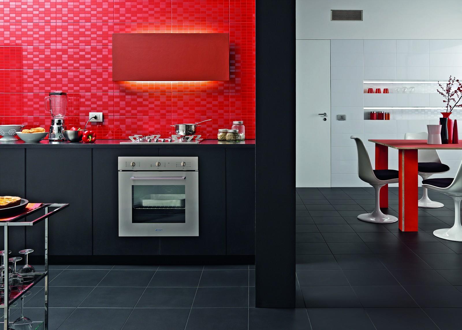 Piastrelle da parete per cucina : piastrelle da rivestimento per ...