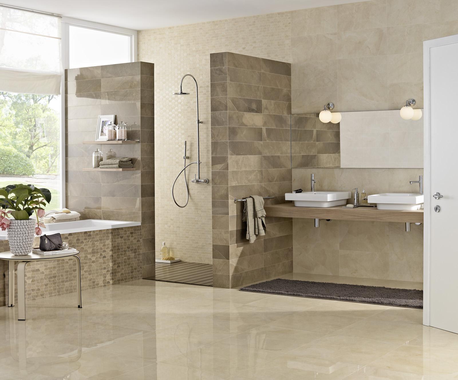 Evolutionmarble gres porcellanato effetto marmo marazzi - Piastrelle di marmo ...