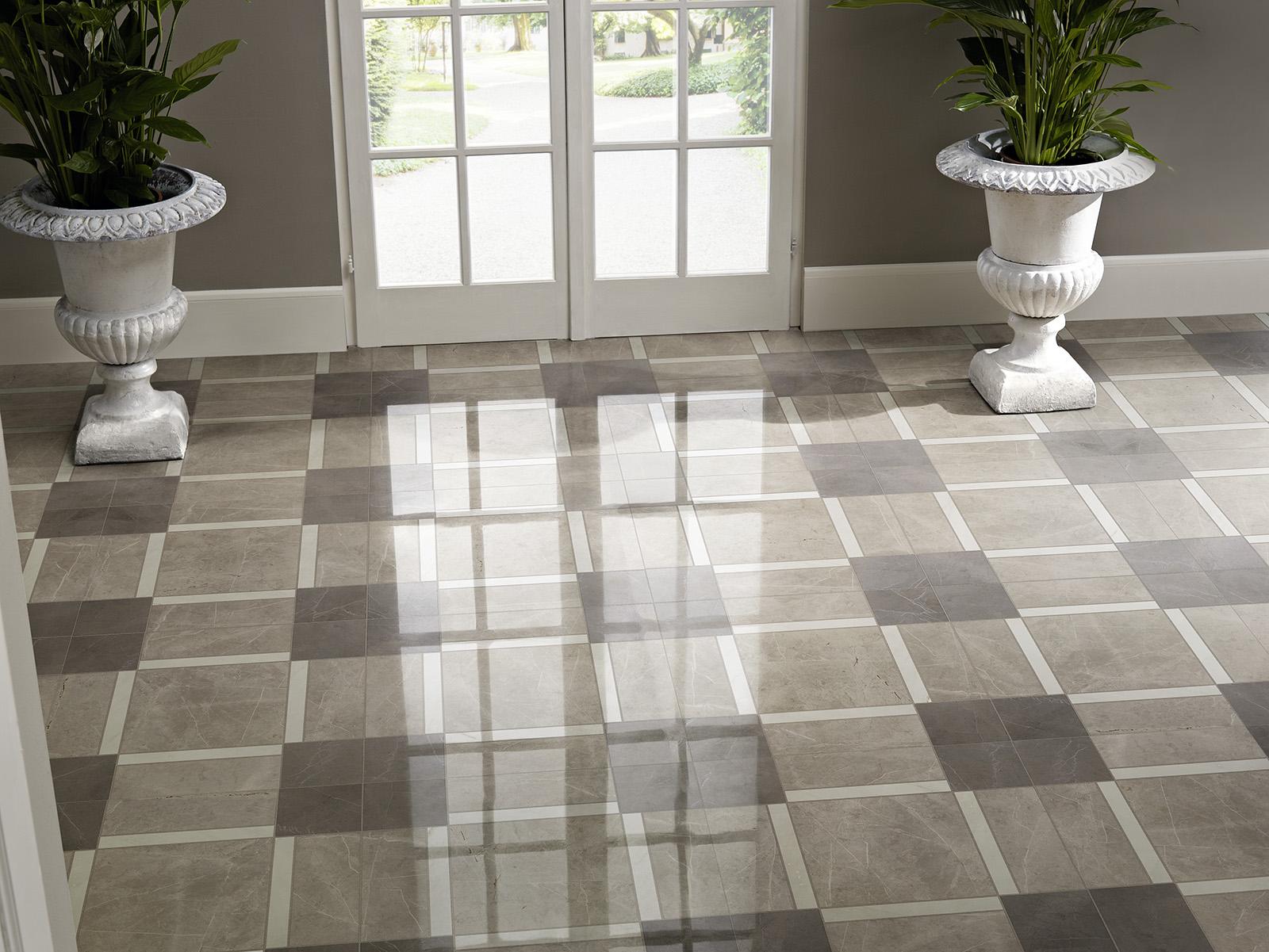 Evolutionmarble gres porcellanato effetto marmo marazzi for Gres effetto marmo