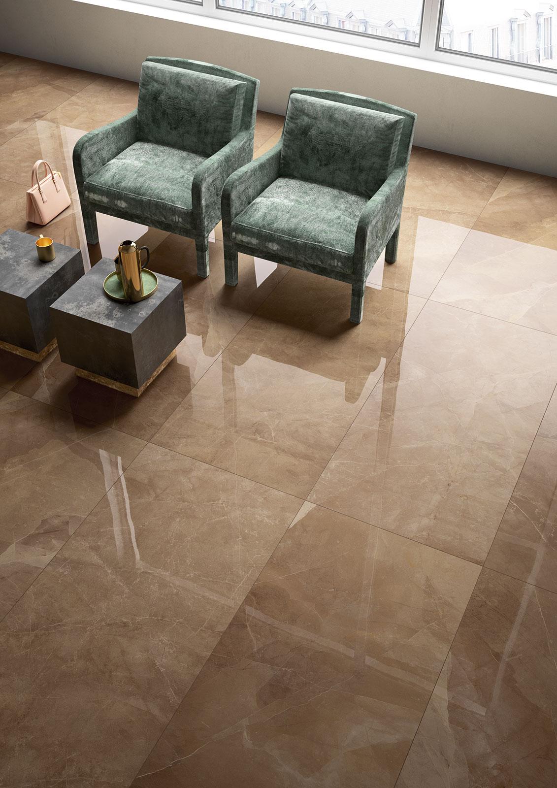 Gres porcellanato marmo scopri le collezioni marazzi - Piastrelle effetto marmo ...