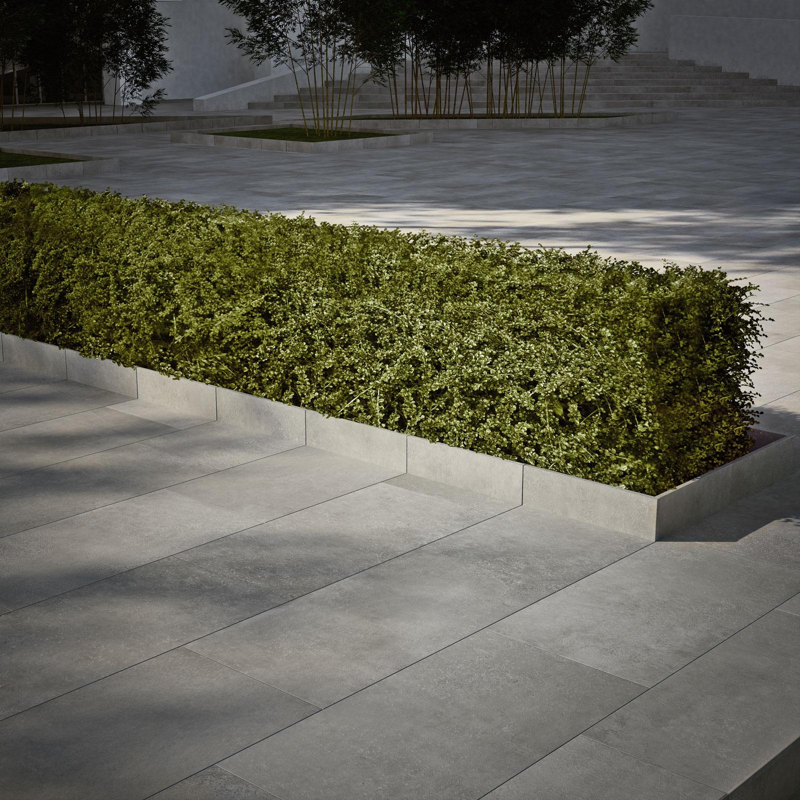 Rivestimenti Bagno Nero : Pavimenti per esterni piastrelle gres porcellanato marazzi