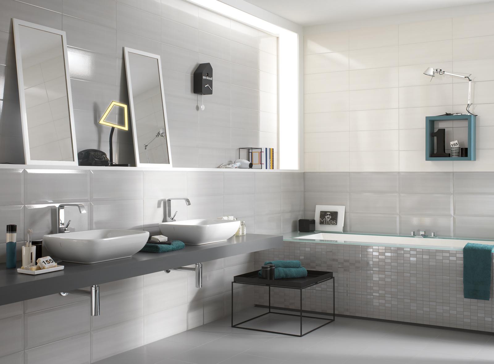 Nuance ceramiche per rivestimento bagno marazzi - Bagni rivestimenti piastrelle ...