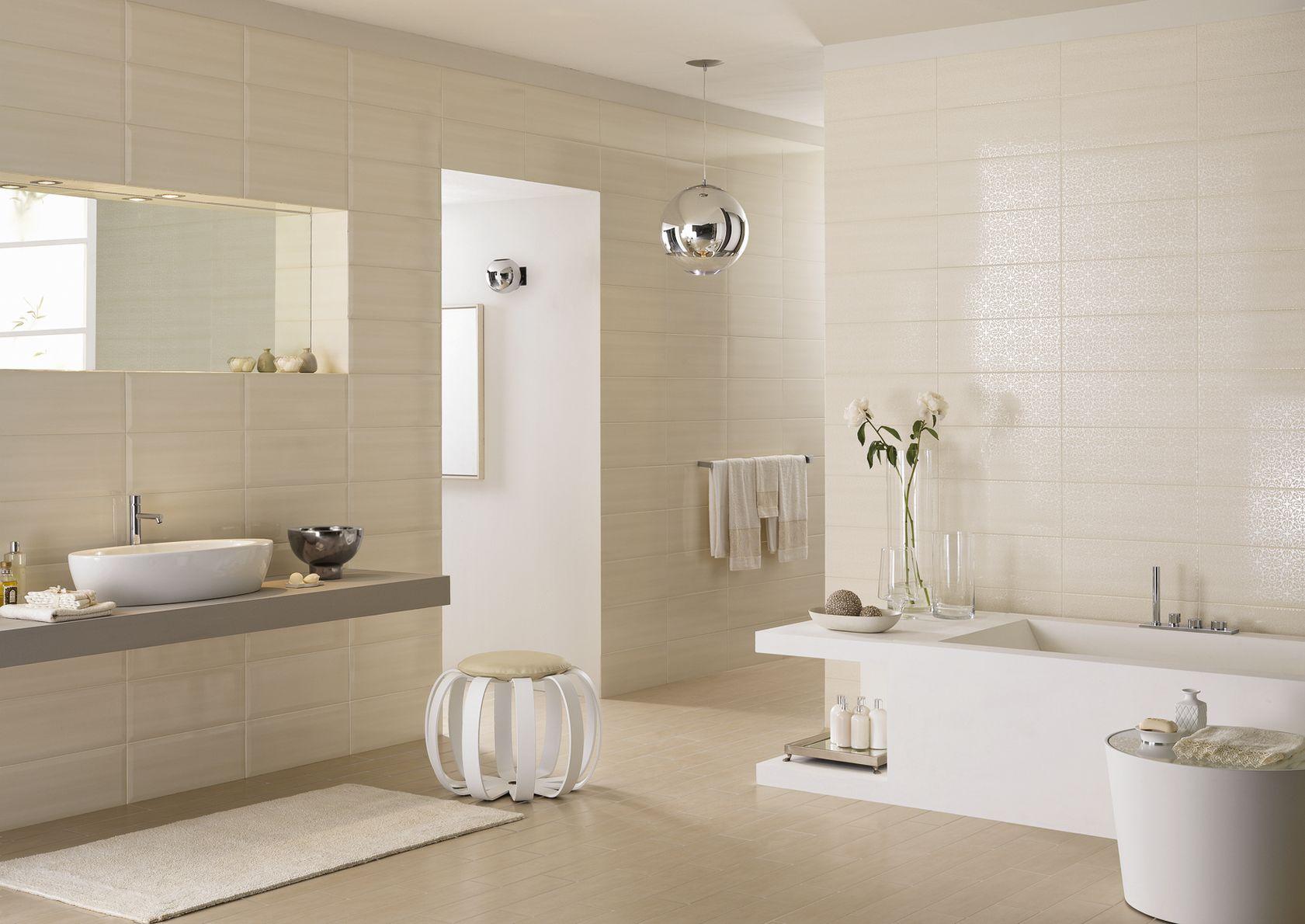 Carrelage Salle De Bain Jaune: Mobilier salle bain en pierre grise ...