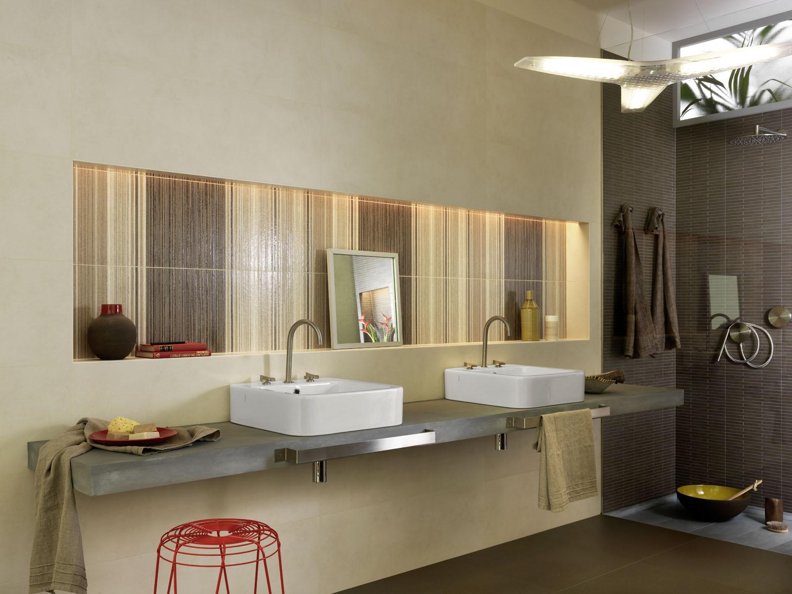 Oficina7 piastrelle rivestimento bagno marazzi - Marazzi mattonelle bagno ...