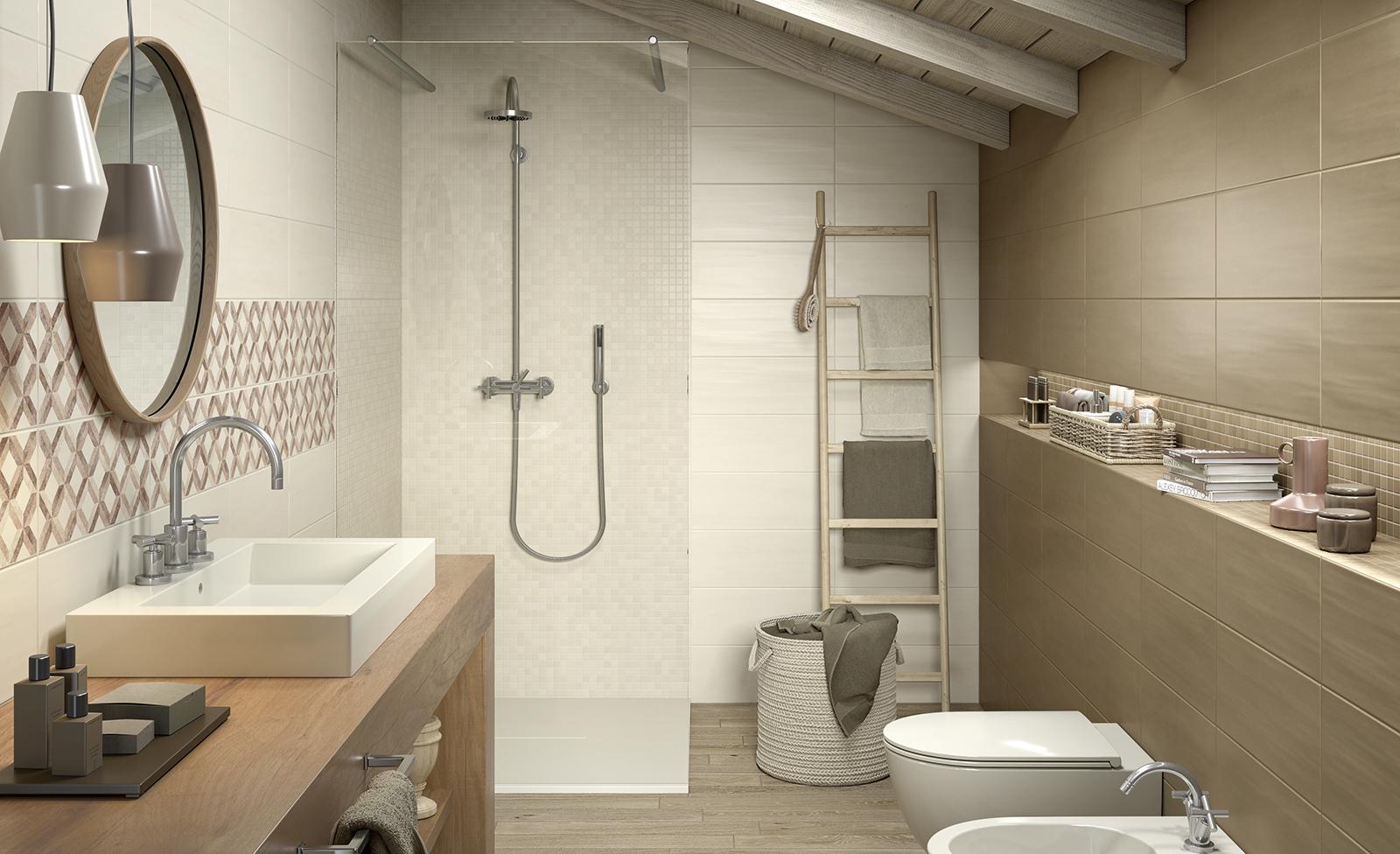 Paint rivestimento bagno e cucina marazzi - Marazzi mattonelle bagno ...