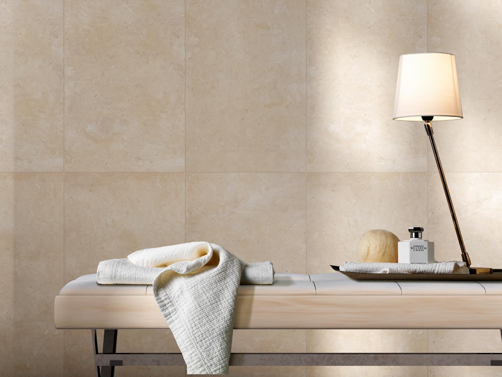 Pietra di noto ceramiche effetto pietra marazzi - Ceramiche bagno marazzi ...