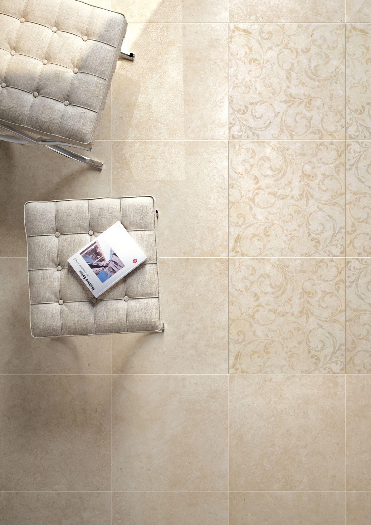 Pietra di noto ceramiche effetto pietra marazzi for Piastrelle pietra