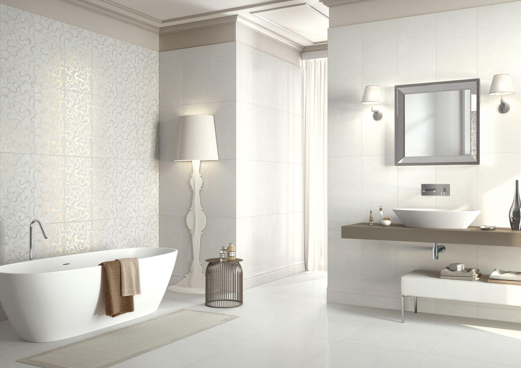Bagno In Pietra Grigia : Parete soggiorno in pietra bianca finta con