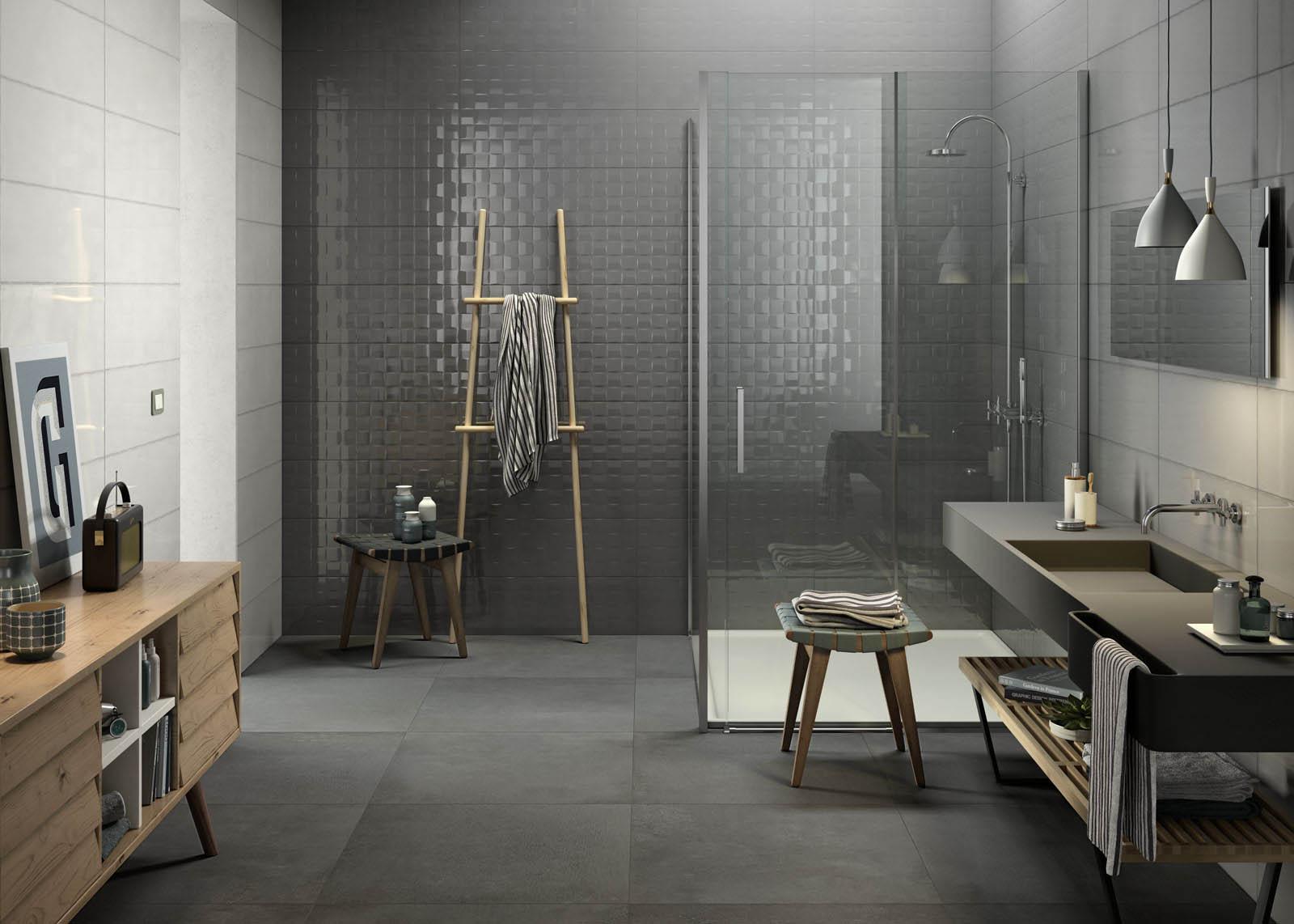 Piastrelle per rivestimenti cucina bagno doccia marazzi - Rivestimenti per doccia ...