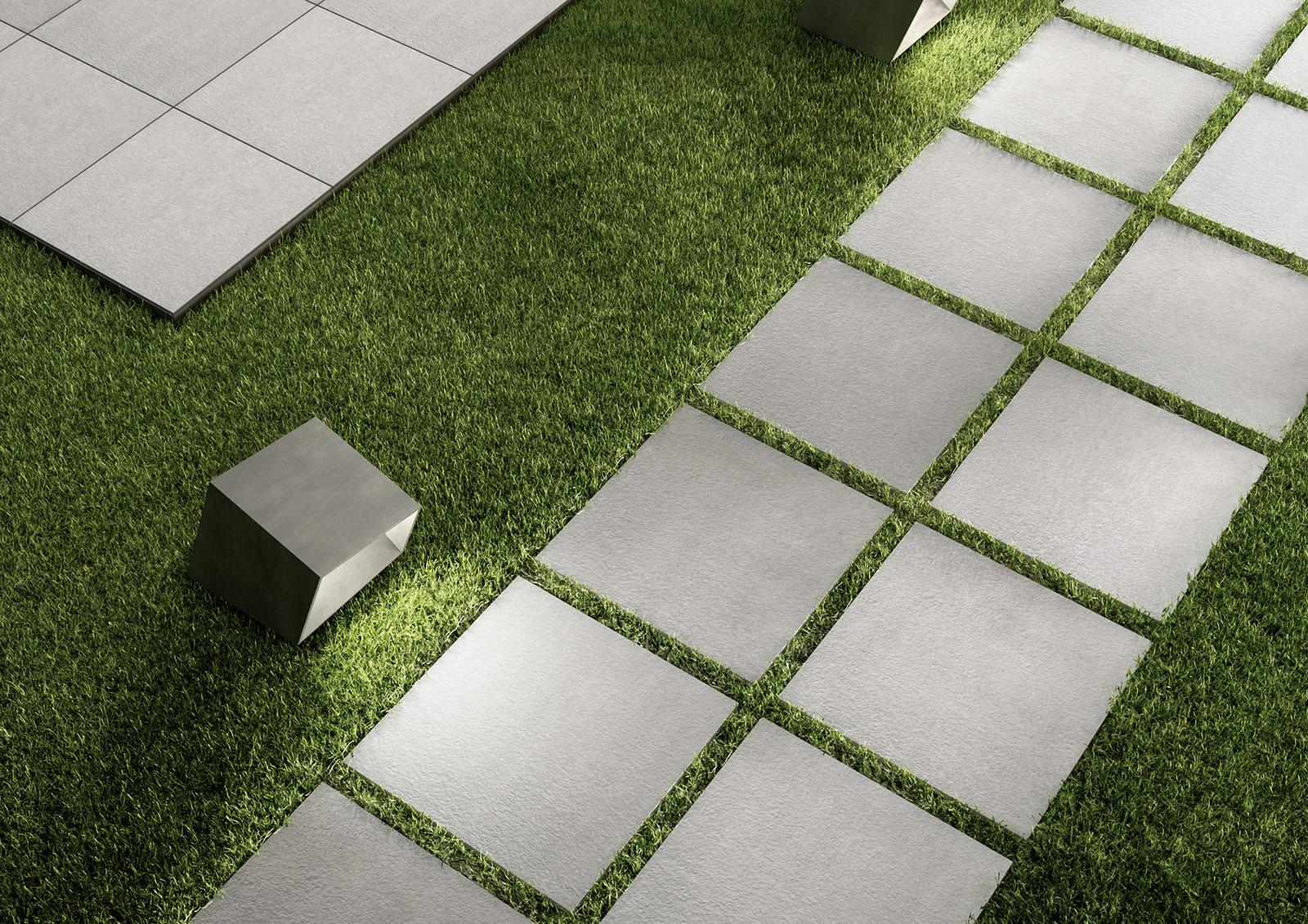 Sistemn20 pavimentazione per esterno marazzi - Piastrelle in legno da esterno ...