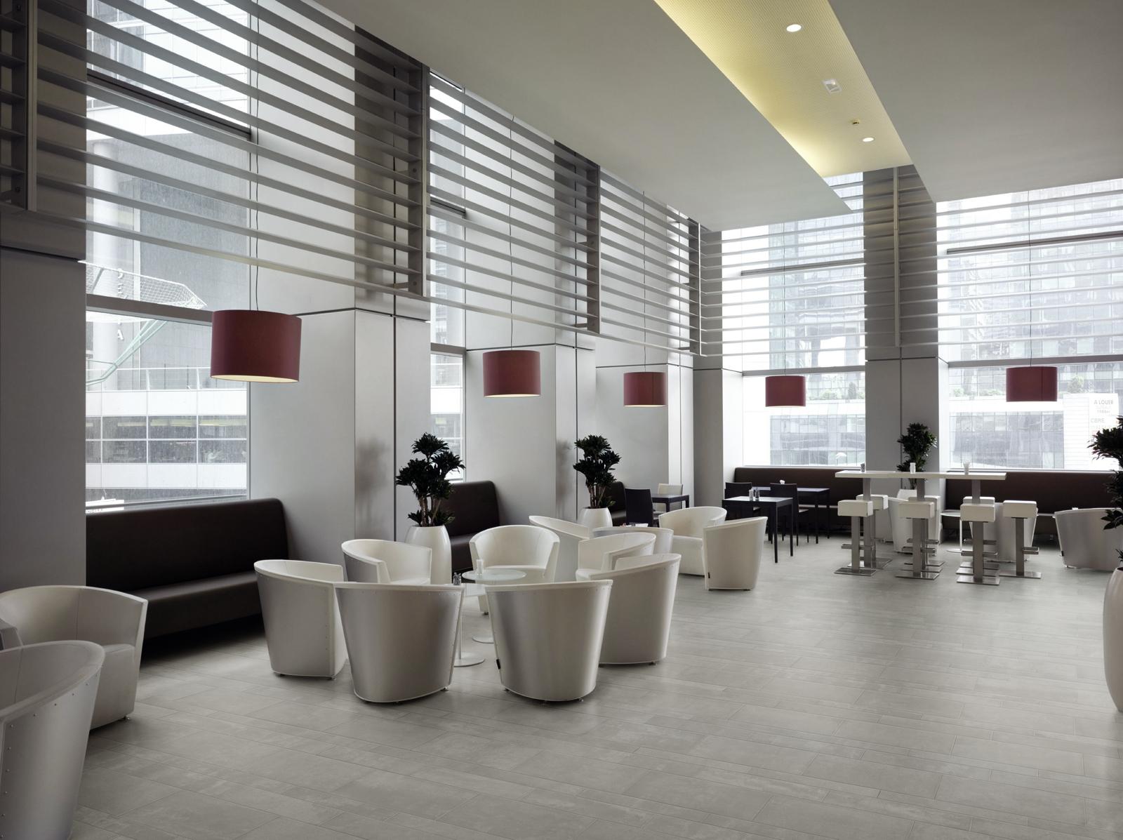 Piastrelle attivit commerciali e grandi spazi marazzi - Prezzo posa piastrelle 60x60 ...