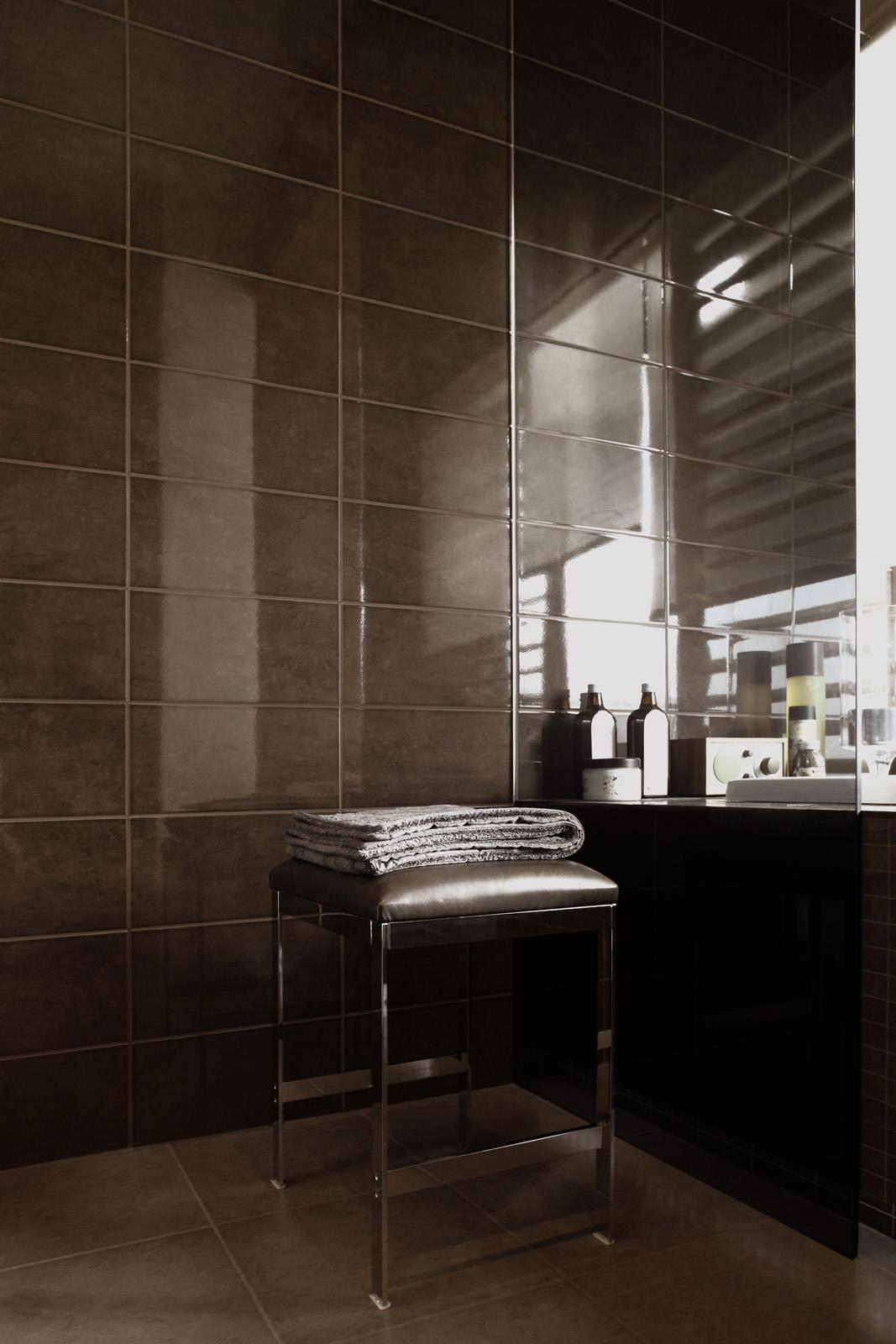 Suite - Ceramica lucida effetto marmo  Marazzi