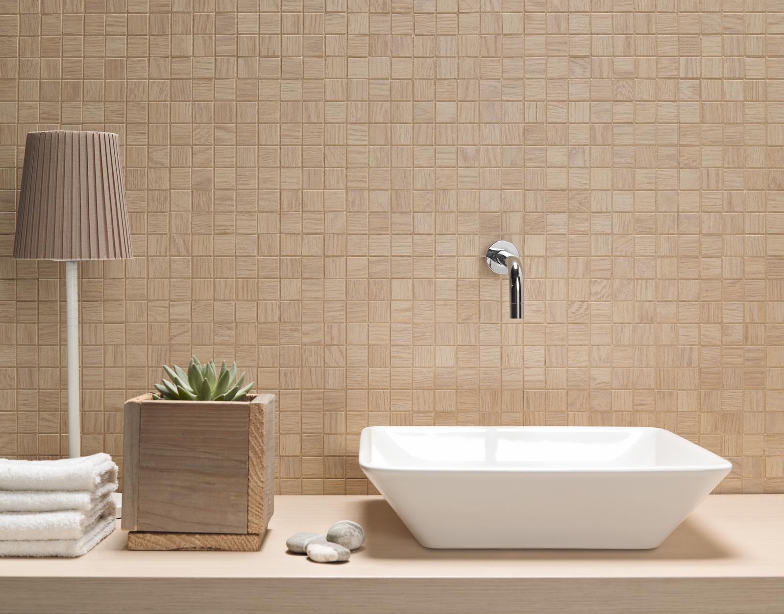 Piastrelle a mosaico per bagno e altri ambienti marazzi - Piastrelle di gres ...