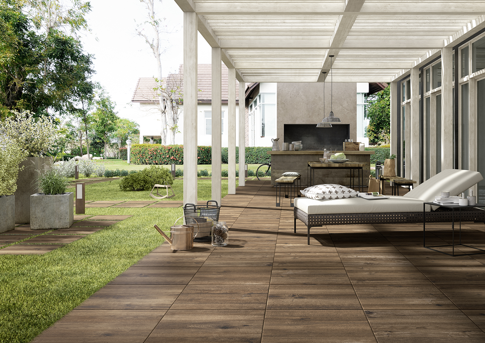 Piastrelle da esterno marazzi piastrelle pavimenti e rivestimenti