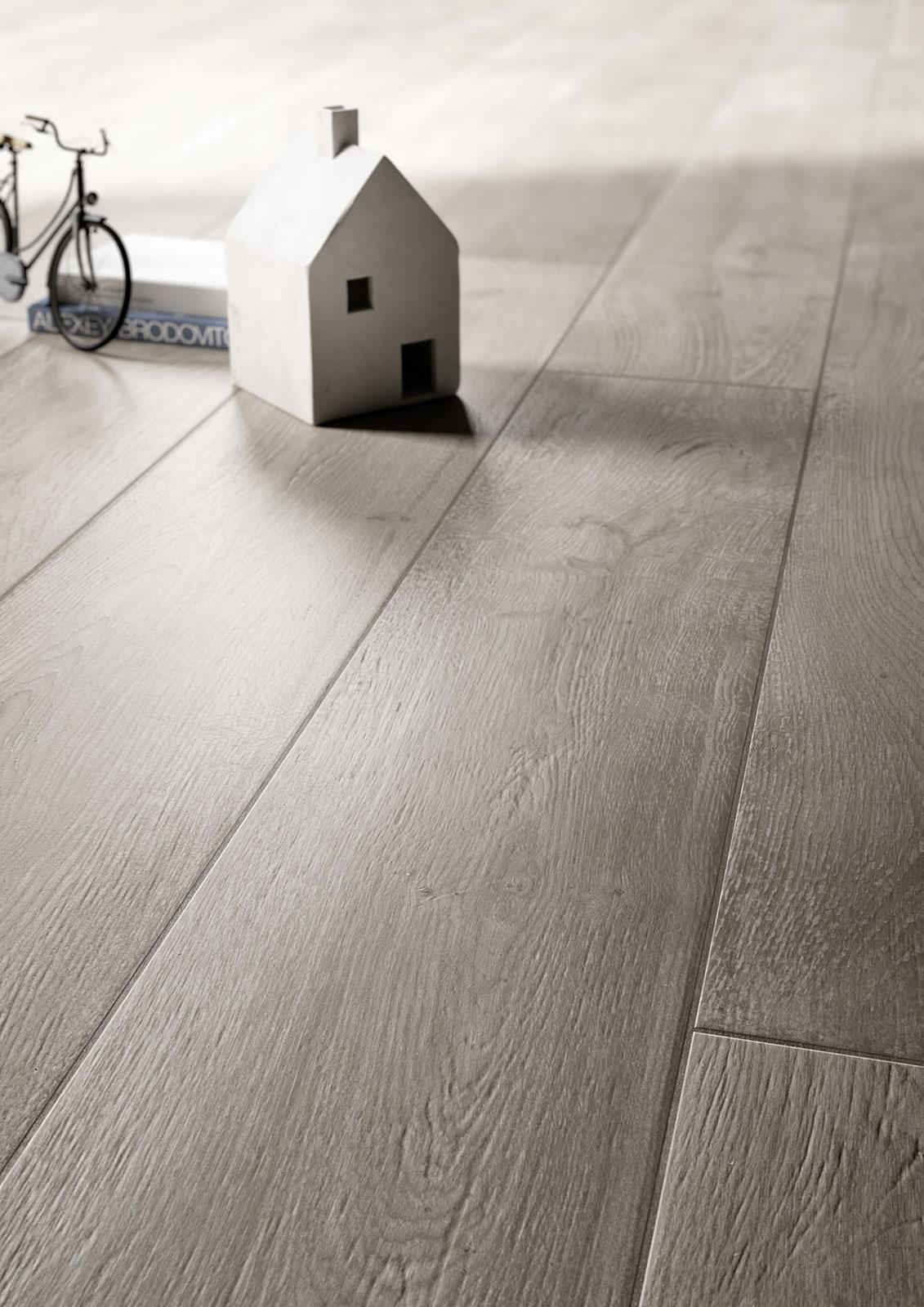 Treverktime gres pavimento effetto legno marazzi - Piastrelle color legno ...