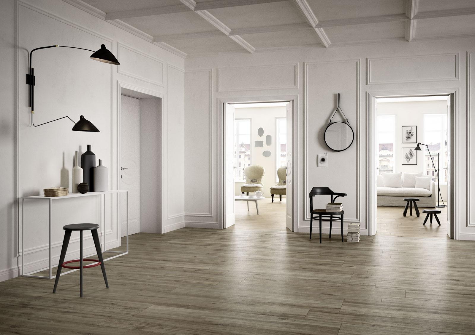 Treverktrend effetto legno rovere marazzi for Marazzi ceramiche effetto legno