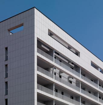 Cena 23 Milano - Facciata ventilata riqualificazione urbana