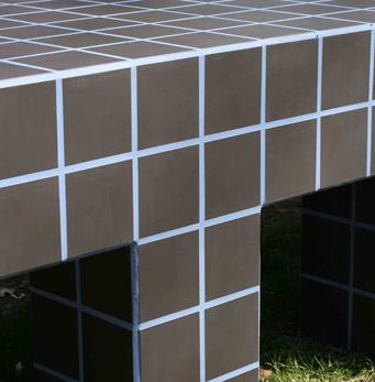 Millepiedi - Giardini della Triennale Milano