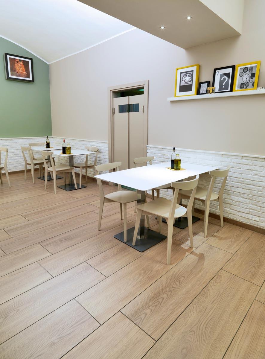 I picari pavimento effetto legno marazzi for Marazzi treverk teak