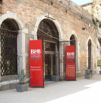 Caffetteria dell'Arsenale a Venezia