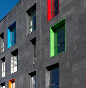 Edificio Polifunzionale Santagostino a Milano